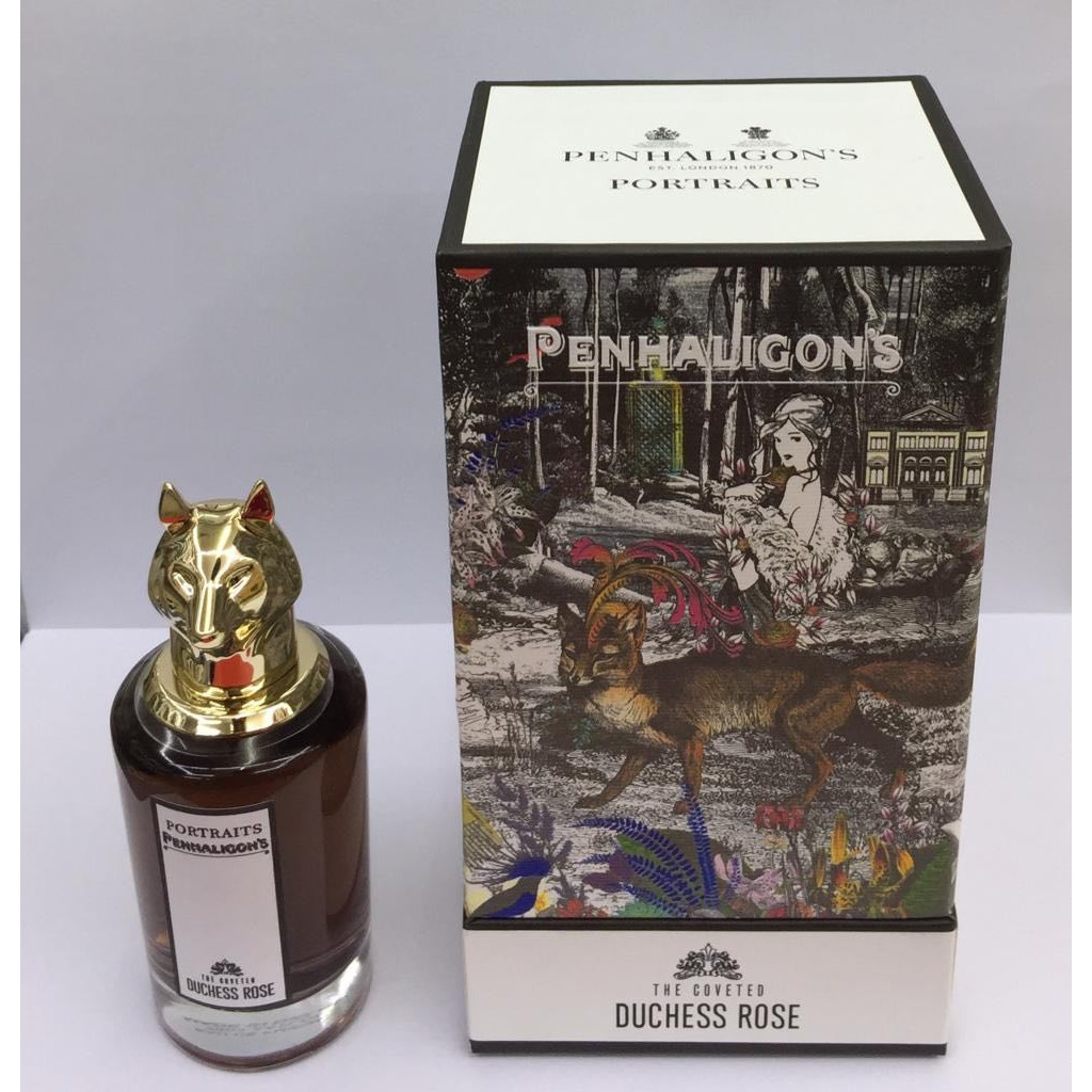 Penhaligon's Perfumes Come In The Most Beautiful Bottles