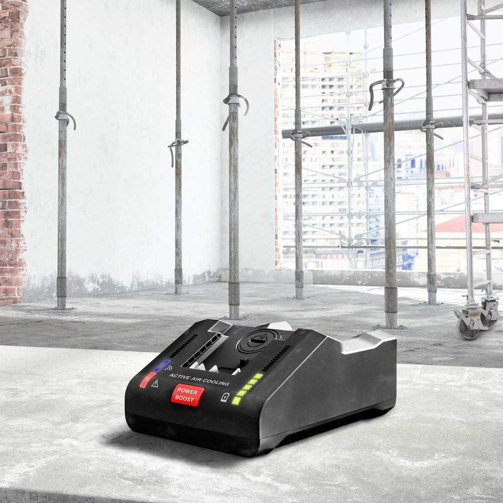 [MTMACHINERY]BOSCH PRO CORE ULTRA FAST CHARGER GAL 18V-160C