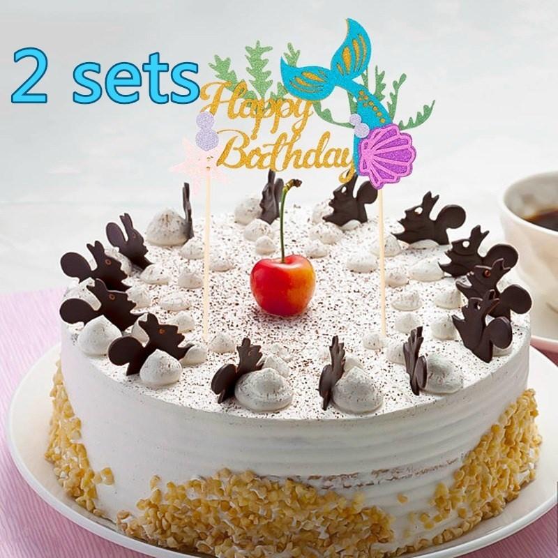 Baby Girl Elephant Cupcake Toppers Birthday /& Baby Shower Decor12-Pcs Set