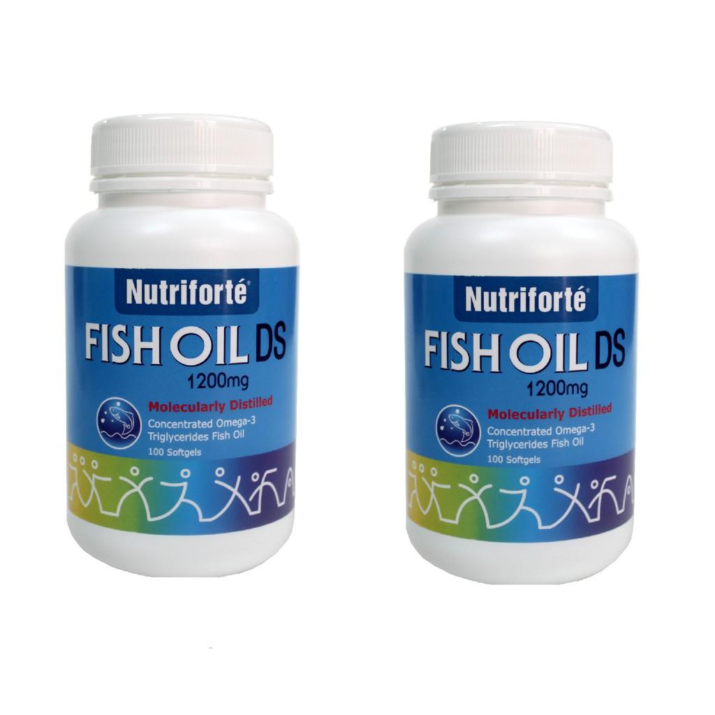 Bioglan Odourless Super Fish Oil 2000mg 200 Capsules (BBD: Mar 2021) | Shopee