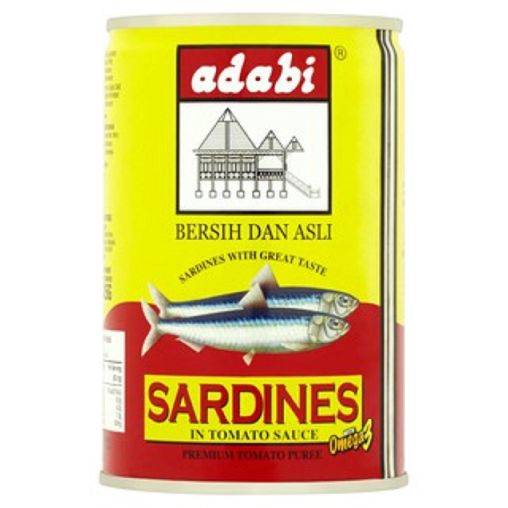 Adabi Sardines in Tomato Sauce (425g)