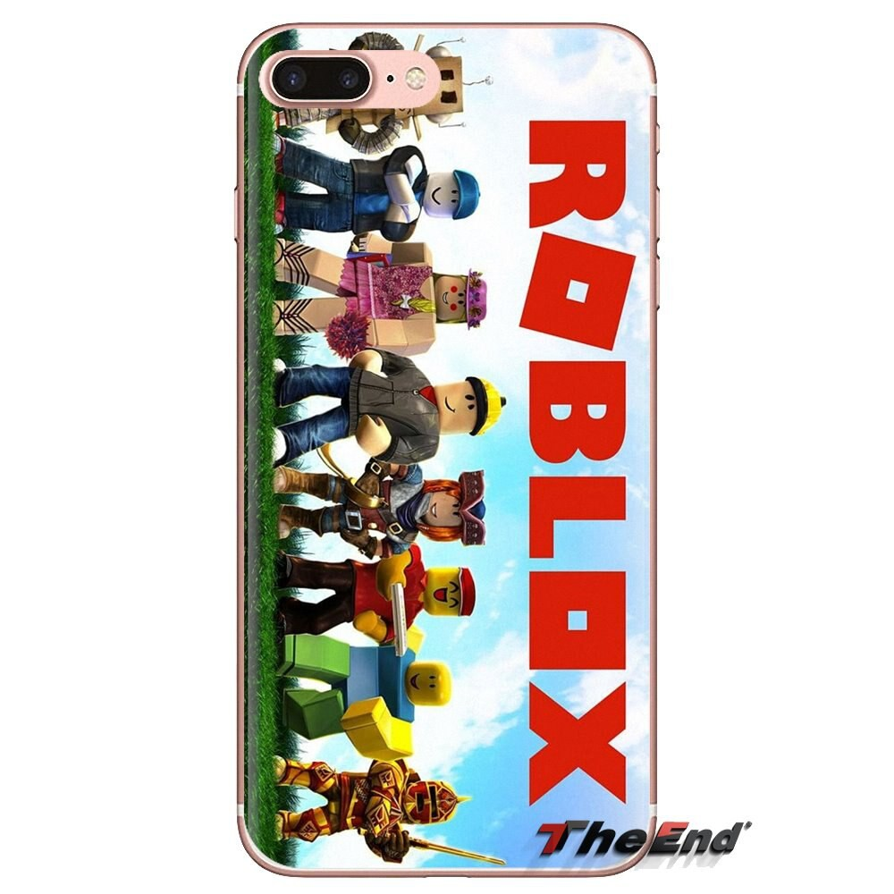 Games Roblox Logo For Ipod Touch Apple Iphone 4 4s 5 5s Se 5c 6 6s