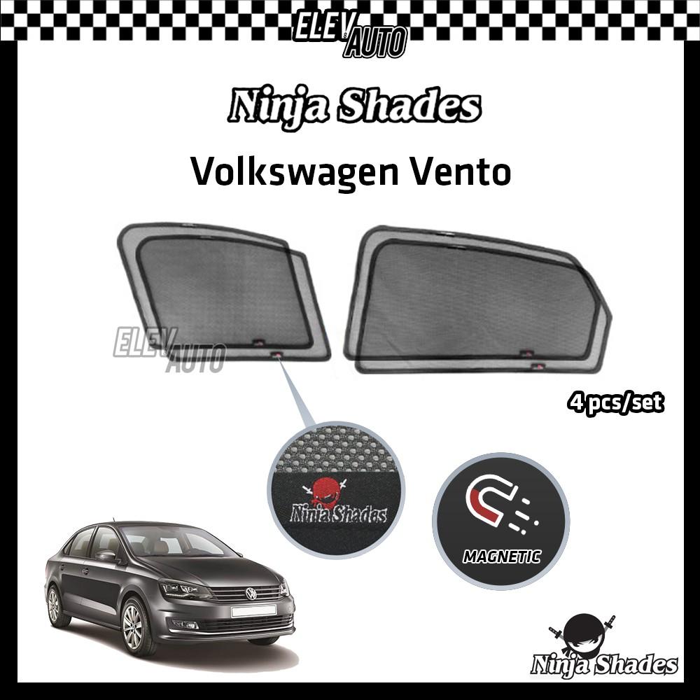 Volkswagen Vento Ninja Shades OEM Magnetic Sunshade