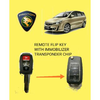 D I Y Flip Key Remote For Perodua Myvi