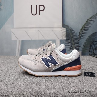 aanbod speciale sectie grote verkoop New Balance 996 NB996 Running shoes/Casual shoes(Gray)Ladies ' shoes