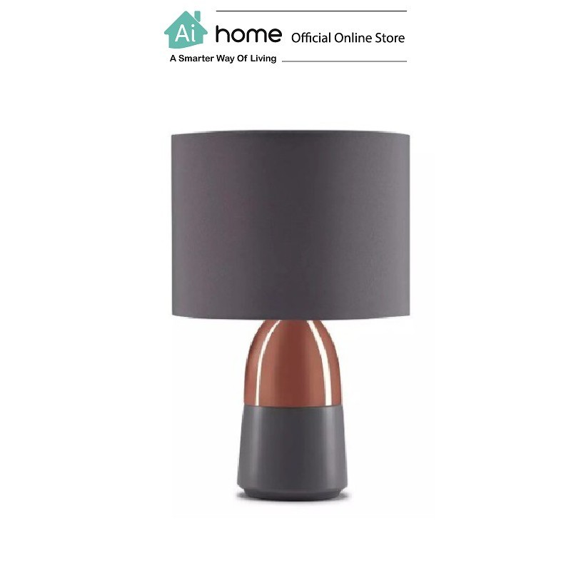 EUROPEAN Bedside Touch Table Lamp SK-00369 (2 Pcs in 1 Set) with 1 Year Malaysia Warranty [ Ai Home ]