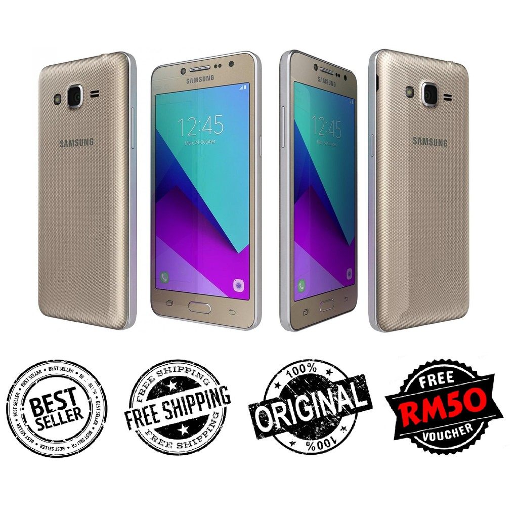 🇲🇾 Ori Samsung J2 Prime @ Grand Prime Plus Duos 4G G532 Enhanced Edition 8GB+2GB RAM [1 Month Warranty]