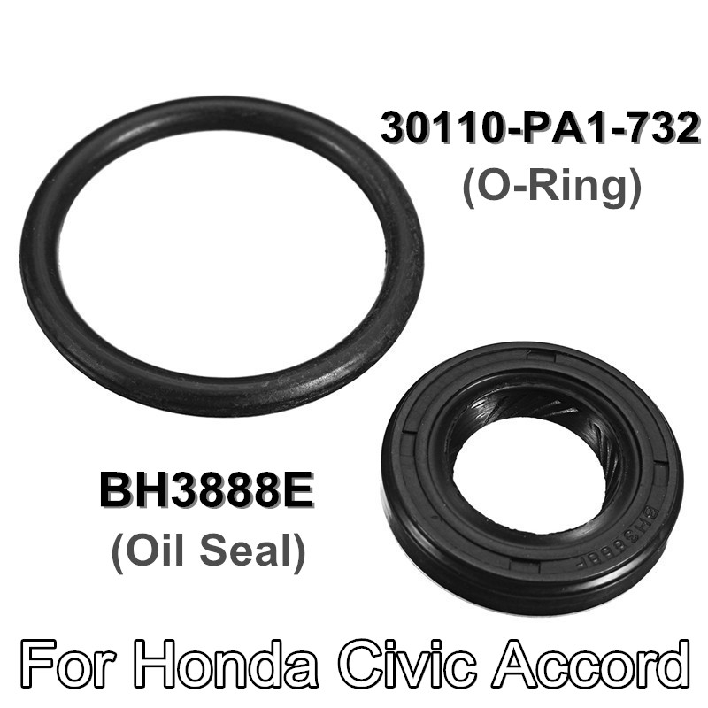 Genuine OEM Honda OIL PRESSURE SENSOR Rubber O-Ring Oring seal