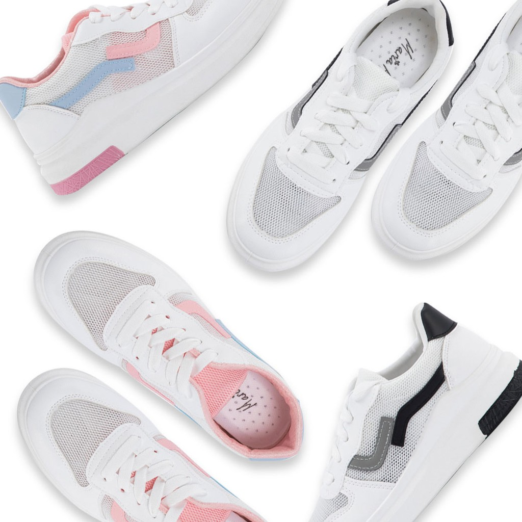 Maria Pia รองเท้าผ้าใบ Jagger Sneaker M65-