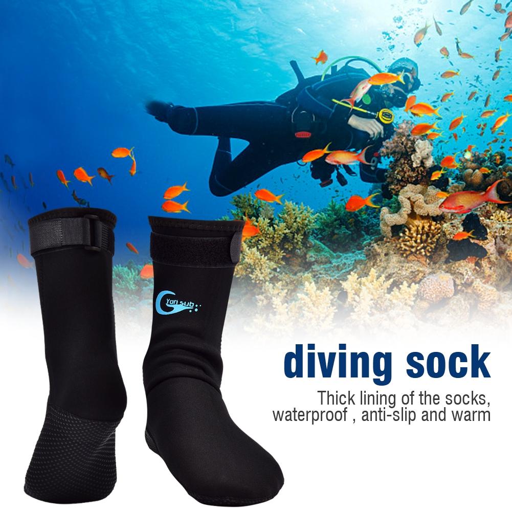Socks Beach Sport Yoga Shoes Quick-dry Skin Skidproof Adult Swim Breathable | Shopee Malaysia
