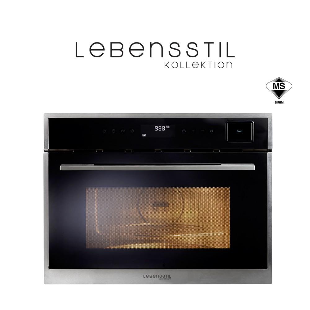 Lebensstil Built-in Microwave Oven (45cm) LKMW-4502SGO