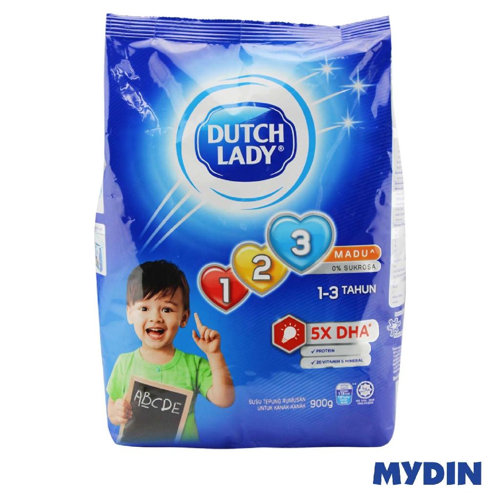 Dutch Lady 123 Honey (900g)
