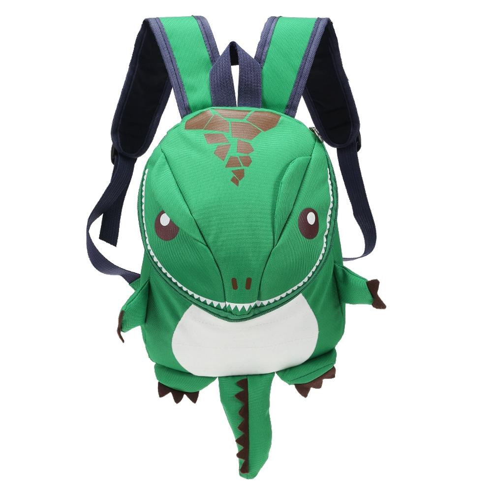 683780b802a8 AIB Cartoon Dinosaur Backpack Children Kids Kindergarten School Bag ...