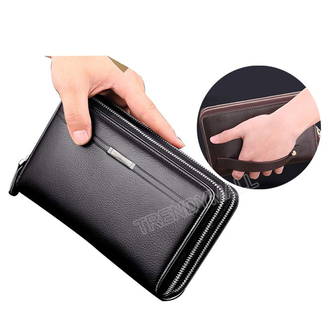 Men s Short Wallet Leather BOVI S Luxury  f49f6ebeb3