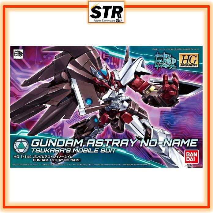 BANDAI 1/144 HG HGBD Gundam Astray No Name