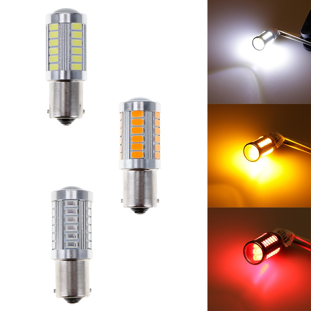 Auto Vehicle LED Car Tail Side Indicator Signal Light Lamp