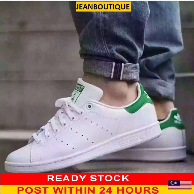 ??READY STOCK?????? Adidas Stan Smith Sport Shoes (green)