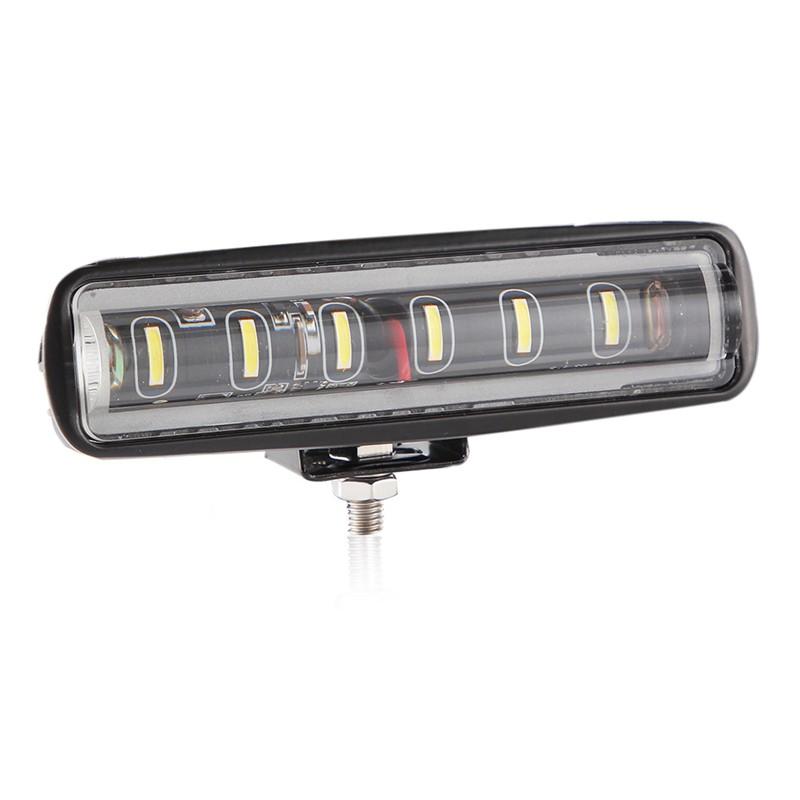 Super Slim 8D Lens 90W 6 Inch Led Bar Offroad Light For Auto 12V 24V ATV  4x4 Off