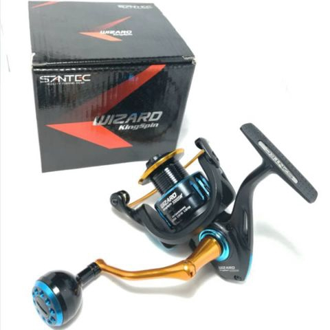 SANTEC WIZARD KINGSPIN SW SPINNING REEL