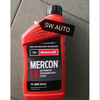 Ford MotorCraft Mercon LV ATF oil Ford Ranger T6   Shopee