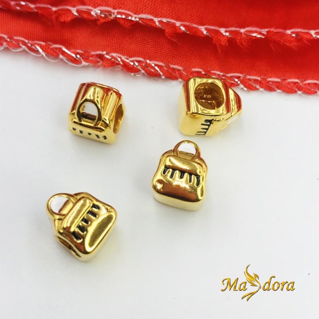 Masdora HG Beads ~ Ladybags Series (Emas 916)