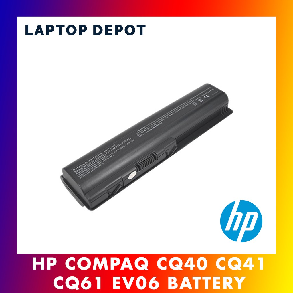 HP Compaq Presario CQ40 CQ41 CQ61 DV4 DV5 DV6 EV06 Series Laptop Battery