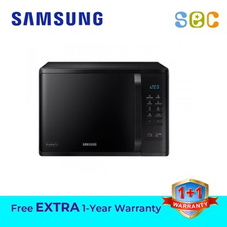Samsung 23l Grill Microwave Oven Mg23k3513gk