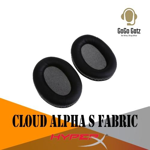 {HXS-HSCAS-EP2} HyperX Cloud Alpha S Fabric