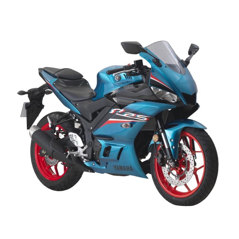 YAMAHA YZF-R25- MOTORCYCLE