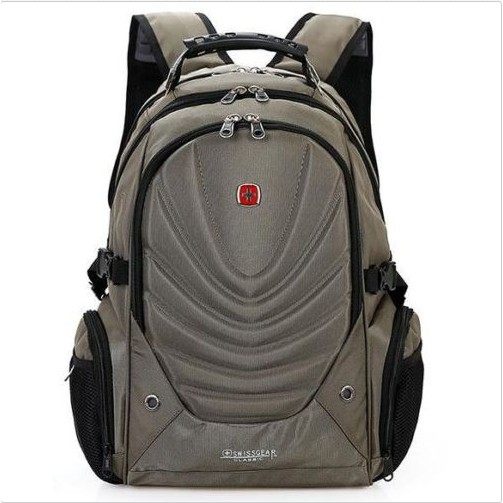 15.6/' Laptop Swiss Gear Backpack Computer School Bag Men's Large Travel Backpack