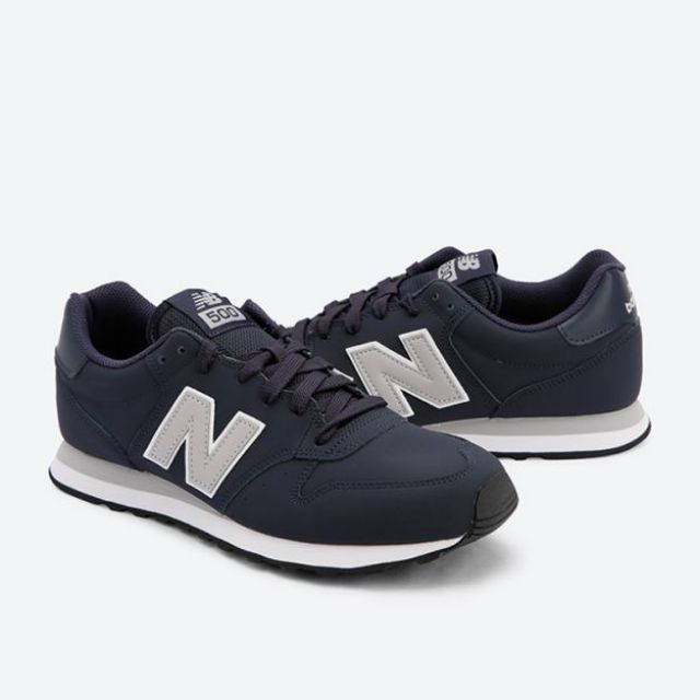 ladrón Adolescente En general  Sneakers NEW BALANCE - GM500BLG | Shopee Malaysia