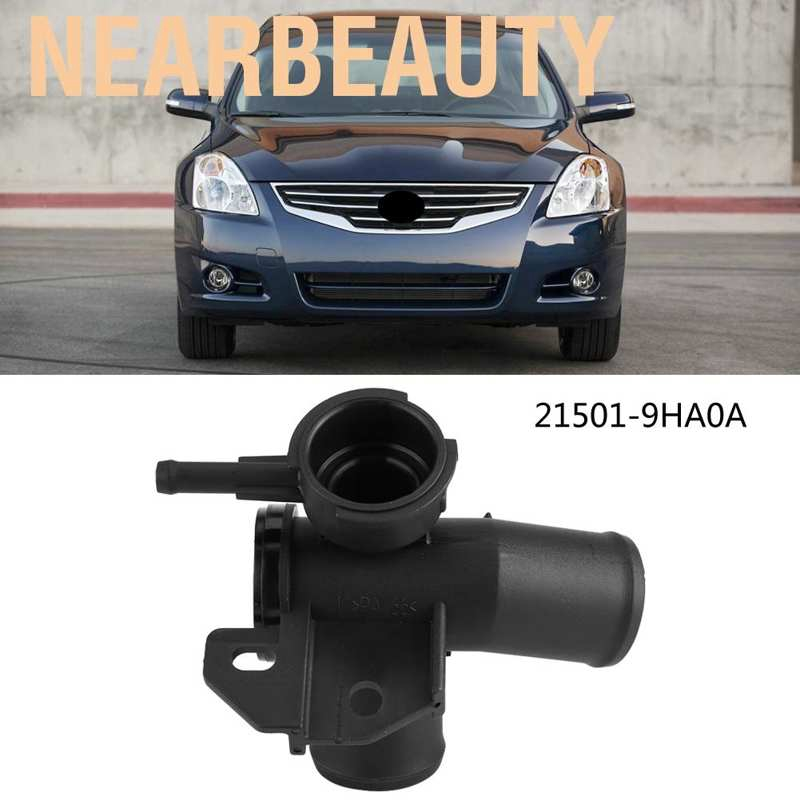 Car Upper Coolant Radiator Filler Neck 21501-9HA0A for Nissan Altima 2.5L L4 2007-2012