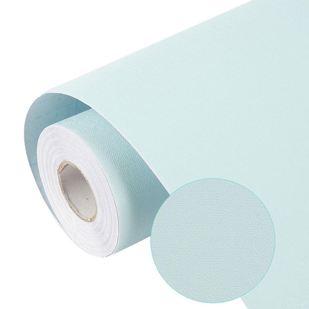 - 10M/Roll Self Adhesive Wall Paper Waterproof PVC Roll Furniture
