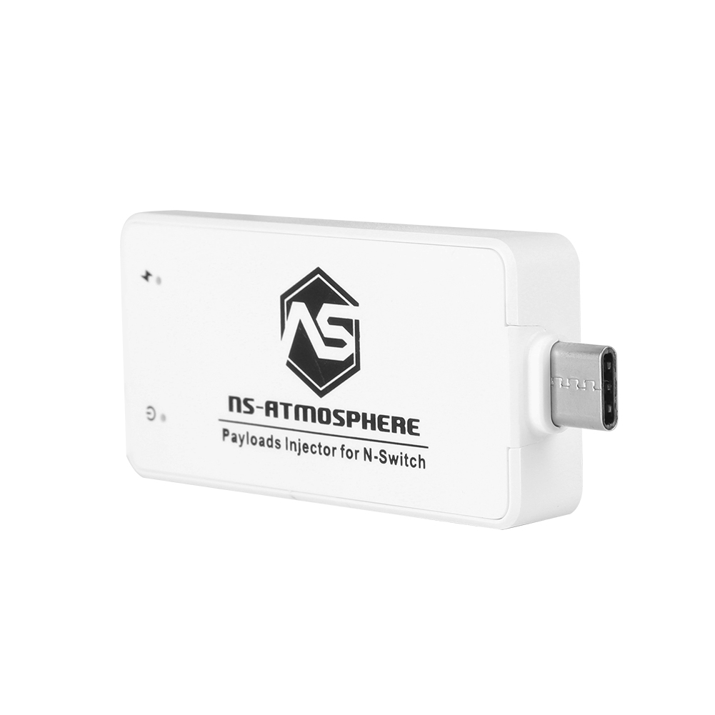 USB Portable Dongle Payloads Injector Adapter For N-Switch NS RCM JIG +Cable