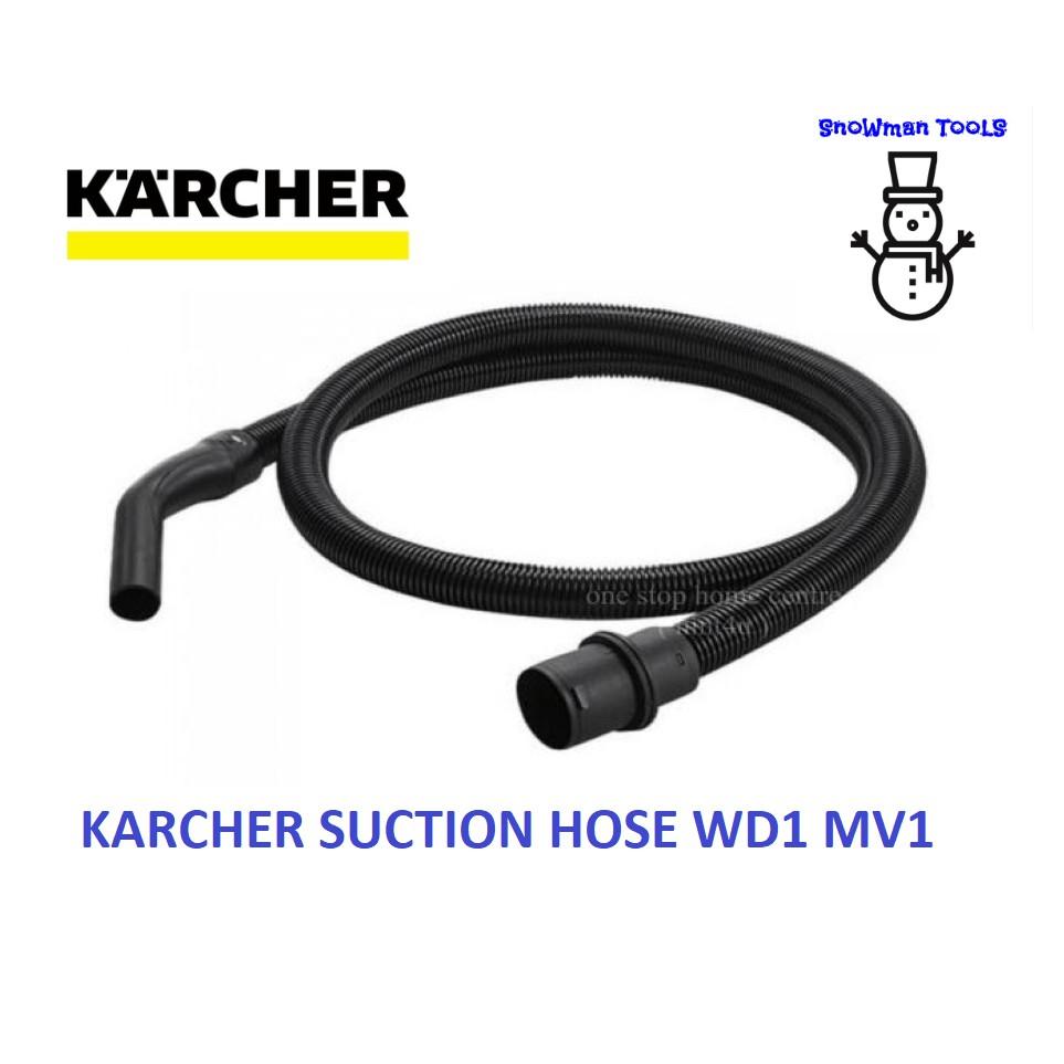 KARCHER WD1 MV1 VACUUM CLEARER SUCTION HOSE 69590060