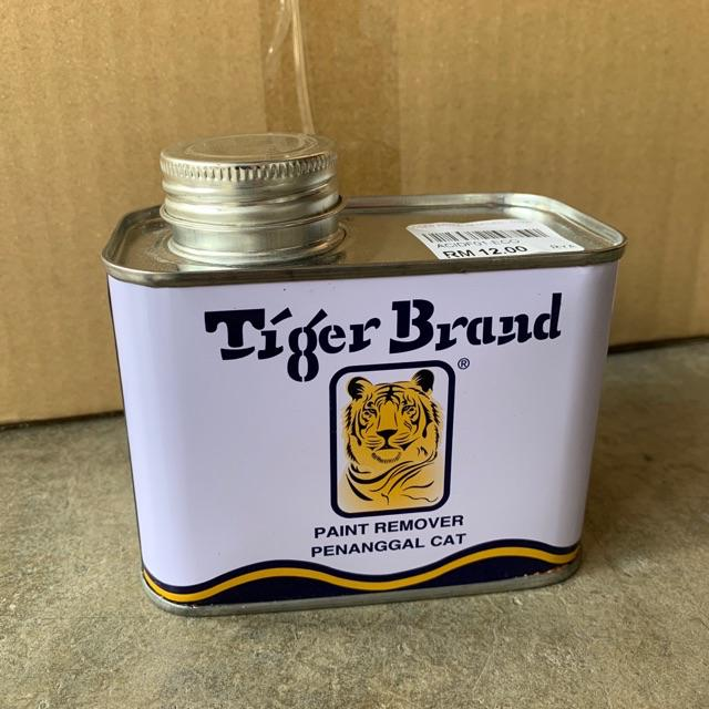 [PROMOTION] TIGER BRAND PAINT REMOVER / PENANGGAL CAT