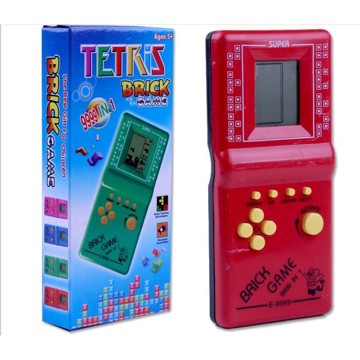 Tetris Children Toys Souptoys Children S Game Player Video Game Console