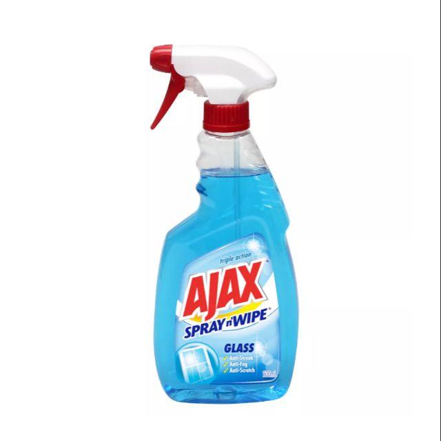 Ajax Spray Wipe Gl Multi Cleaner