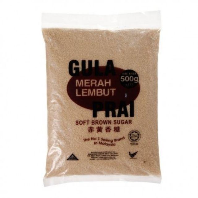Sugar prai Soft brown sugar 500g | Shopee Malaysia