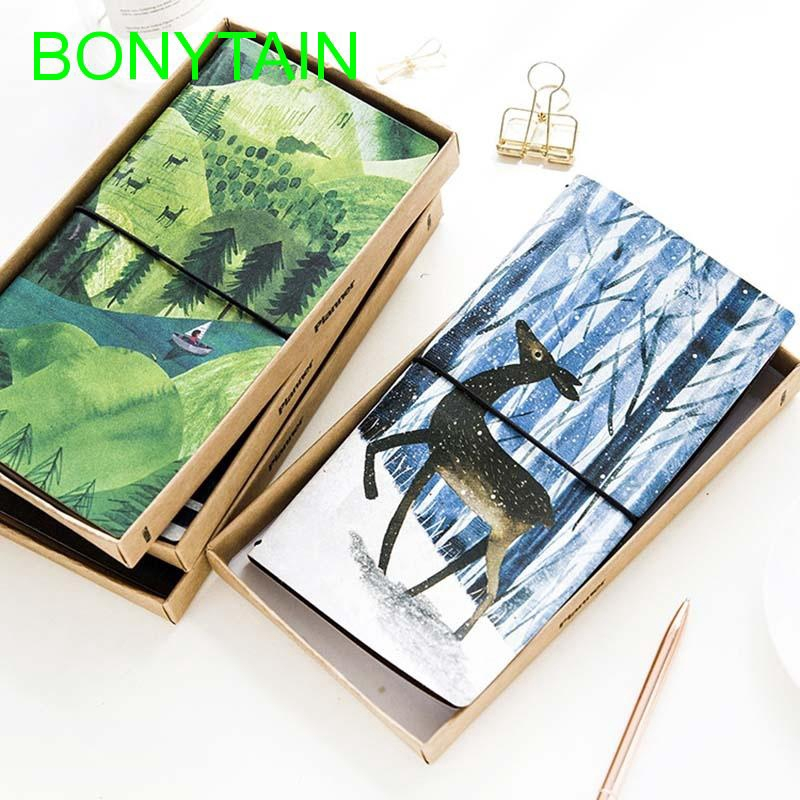 Soft Cover Black Notebook Diary Paper Notepad Sketch Graffiti Drawing DIY Gift | Shopee Malaysia
