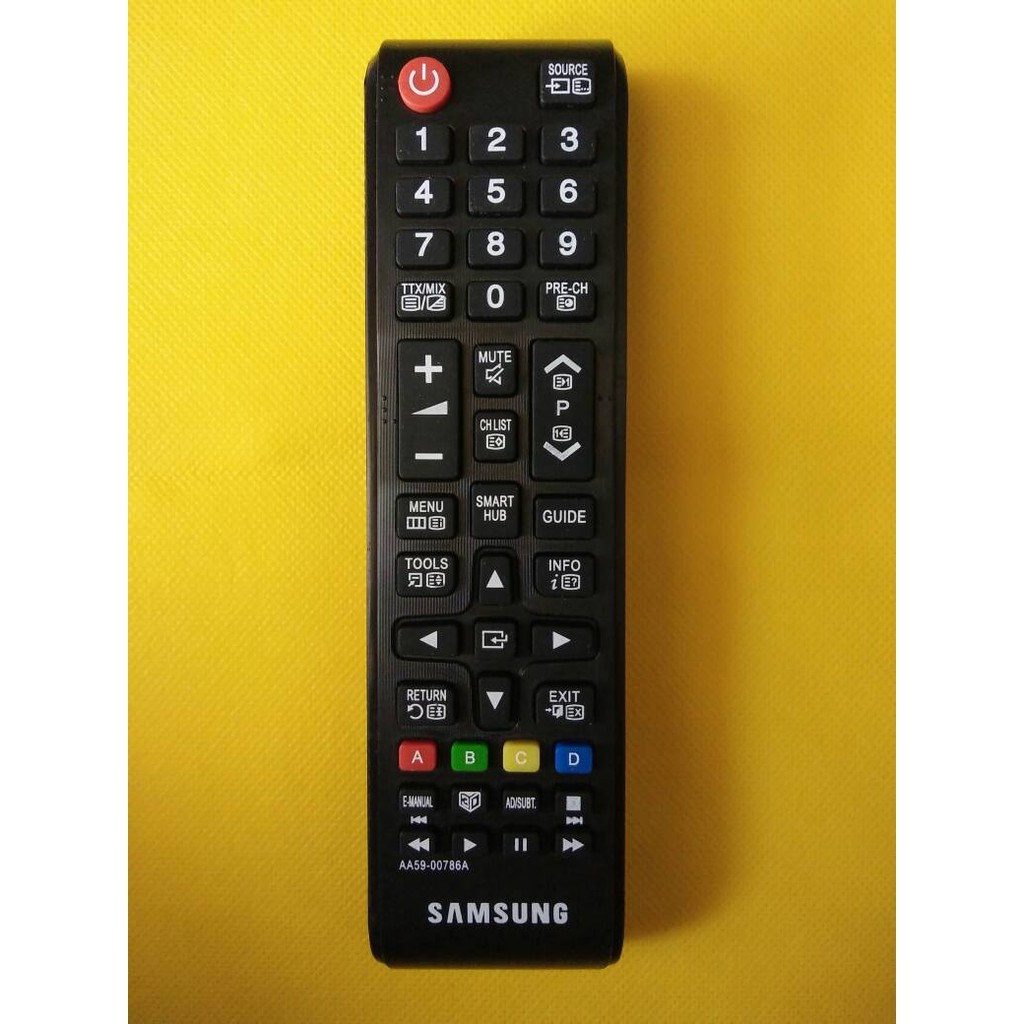 Samsung LED TV Remote Control (RM-L1088)