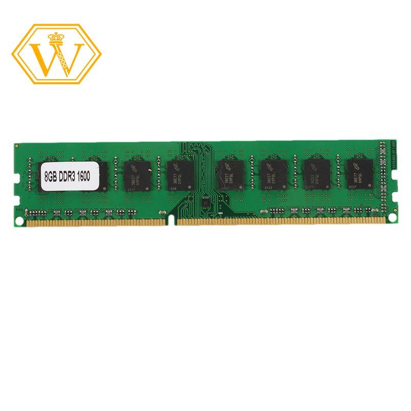 ~In Stock~8 GB DDR3 PC3-12800 1600MHz Desktop PC DIMM Memory RAM 240 Pin