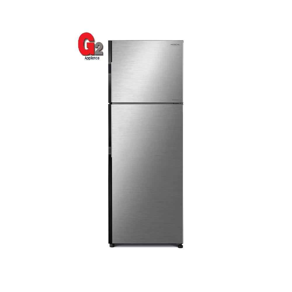 Hitachi R-H350P7M Inverter Compressor Refrigerator (318L)-Brilliant Silver (BSL)