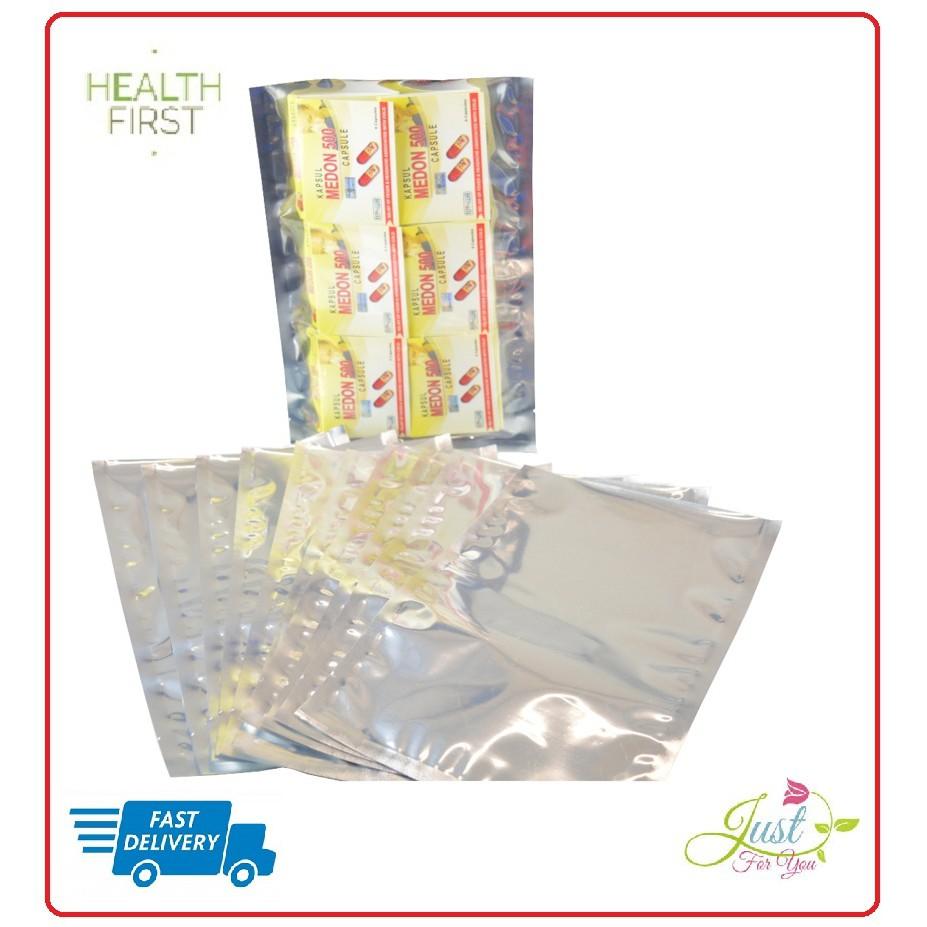 BAG PLASTIC STORAGE 20 X 30 CM X 1 UNIT