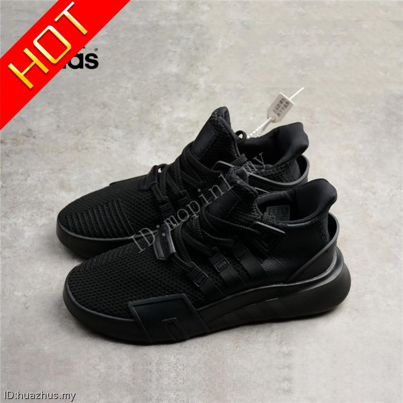 best website 3df57 1be3f Original Classic Adidas EQT BASK ADV All Black Mesh men ...