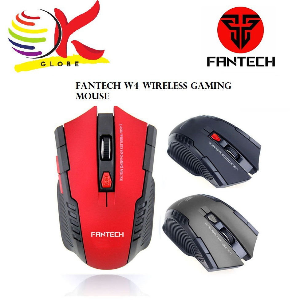 Genuine Fantech Wireless Comfort Gaming Mouse W4 Razer Turret Living Room And Lapboard Rz84 01330100 B3a1 Combo Desktop Shopee Malaysia
