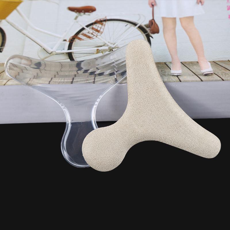 ad9295e74ab2e Heel Cushion Pads Heel Shoe Grips Liner Self-Adhesive Shoe Insoles ...