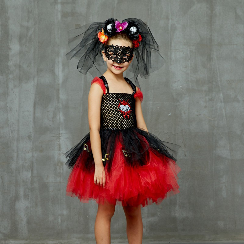 Children/'s Zombie Ghost Pirate Halloween Party Fancy Dress Costume Ages 4-12