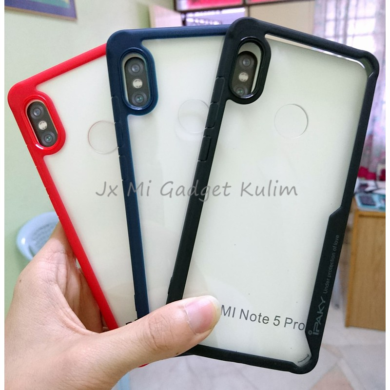 ✨360 Full Protective Xiaomi Redmi Note 5 Pro Note5 AI Case 3in1 PC Hard Cover | Shopee Malaysia