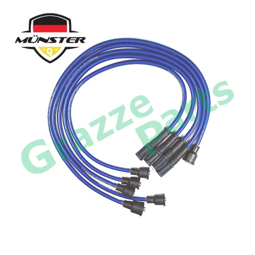 Münster Plug Cable 8003 for Volvo 244 Year 1981